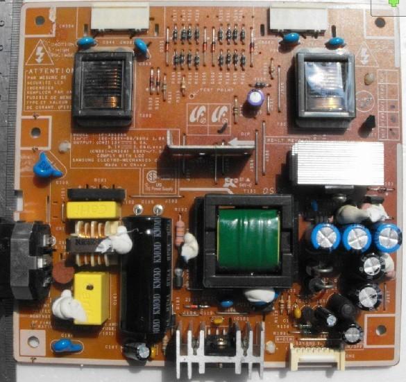 一体板电源电路图