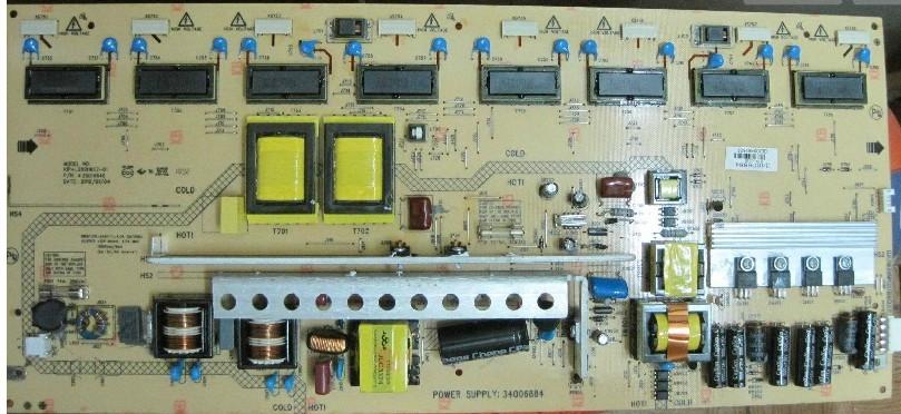 康佳lc42fs81dc电源电路图