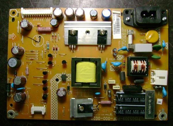 康佳led24f2260ce(715g5309-p001-002s电源)维修手册电路图